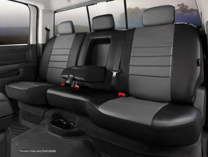 LeatherLite™ Custom Seat Cover SL62-17 GRAY