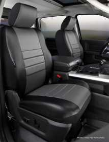 LeatherLite™ Custom Seat Cover SL67-26 GRAY