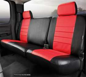 LeatherLite™ Custom Seat Cover SL62-87 RED