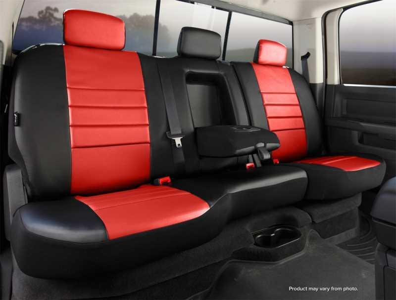 LeatherLite™ Custom Seat Cover SL67-31 RED
