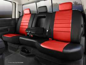 LeatherLite™ Custom Seat Cover SL62-92 RED