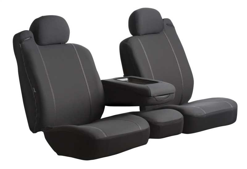 Seat Protector™ Universal Fit Seat Cover SP8022 BLACK