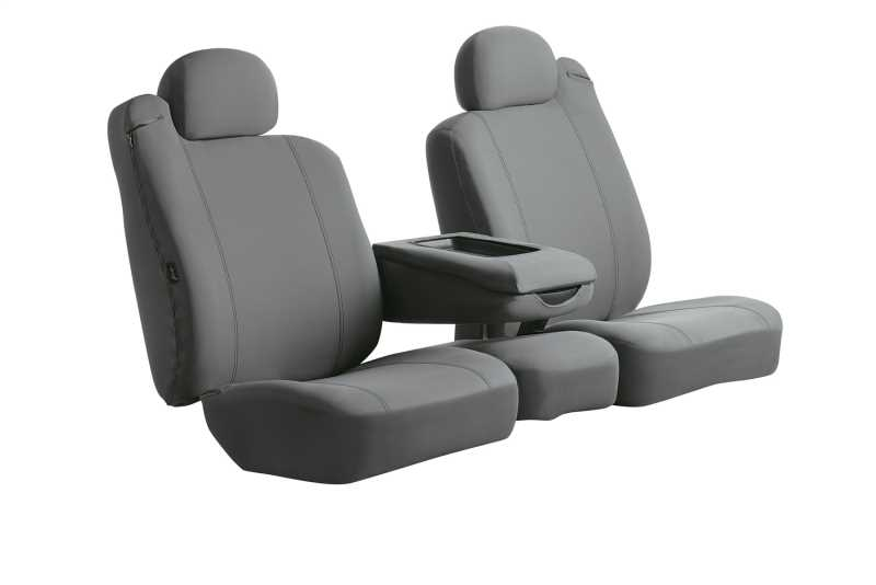 Seat Protector™ Universal Fit Seat Cover SP8005 GRAY