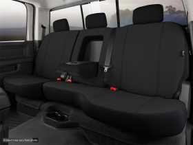 Seat Protector™ Custom Seat Cover SP82-17 BLACK