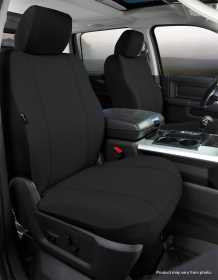 Seat Protector™ Custom Seat Cover SP8024 BLACK