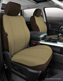 Seat Protector™ Custom Seat Cover SP8024 TAUPE