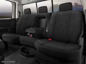 Wrangler™ Solid Seat Cover TRS42-17 BLACK
