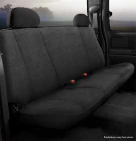 Wrangler™ Solid Seat Cover TRS42-10 BLACK