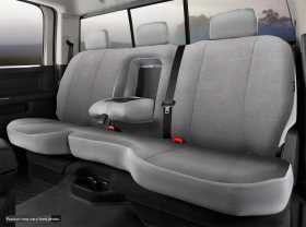 Wrangler™ Solid Seat Cover TRS42-17 GRAY