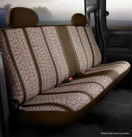 Wrangler™ Custom Seat Cover TR40-71 BROWN