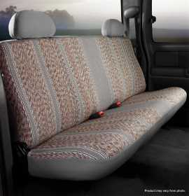 Wrangler™ Custom Seat Cover TR40-71 GRAY