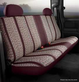Wrangler™ Custom Seat Cover TR40-71 WINE