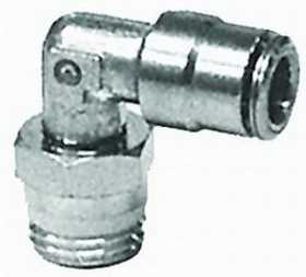 Male 90 Degree Elbow Air Fitting 3101