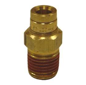 Male Connector Air Fitting 3455