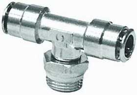 Male Branch Swivel Tee Air Fitting