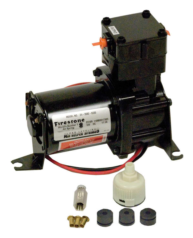 12 Volt Air Compressor Heavy Duty >> Suspension Air Compressor New Vision Truck Accessories