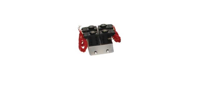 Air Suspension System Valve Block 9454