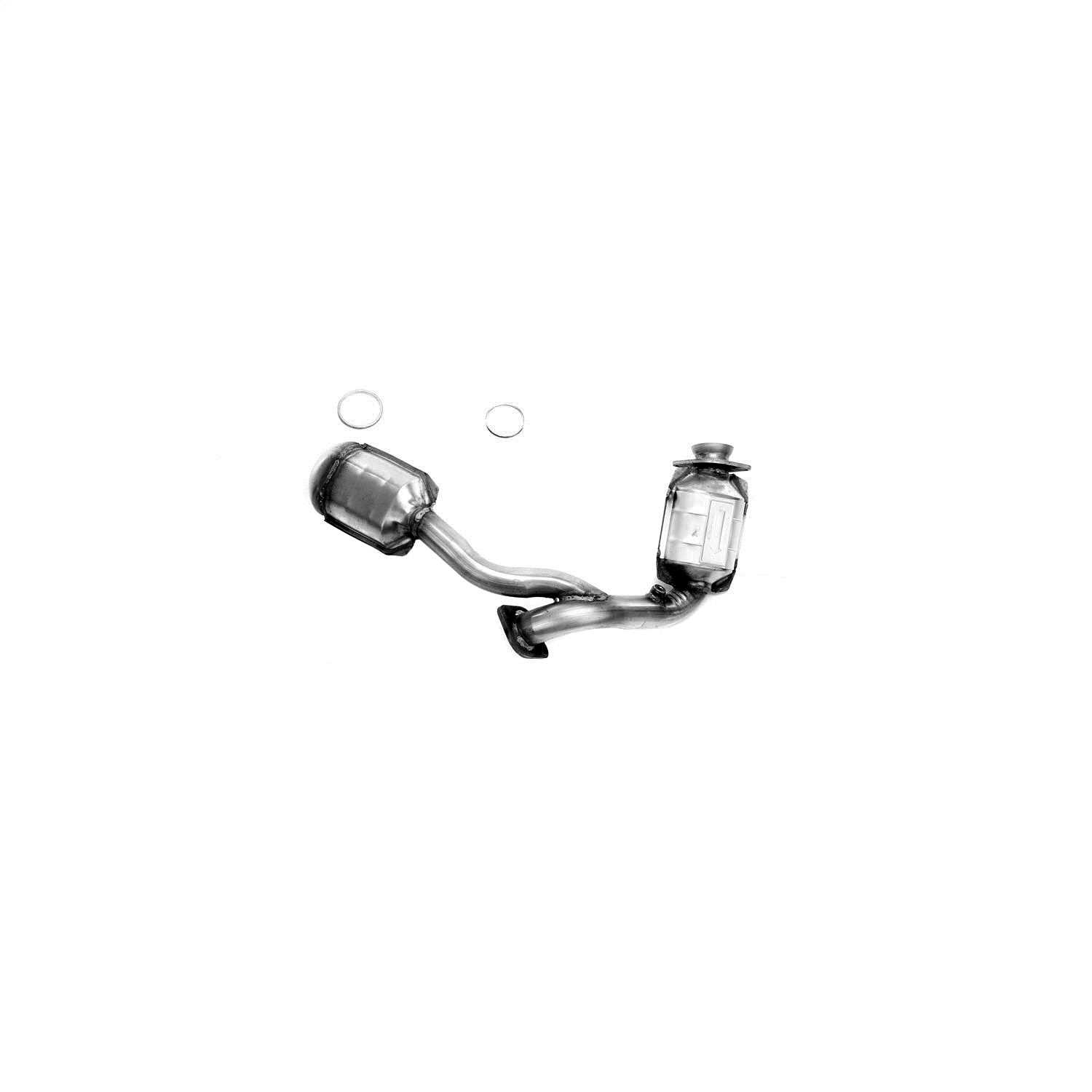 2024184 Flowmaster 49 State Catalytic Converters Direct Fit Catalytic Converter