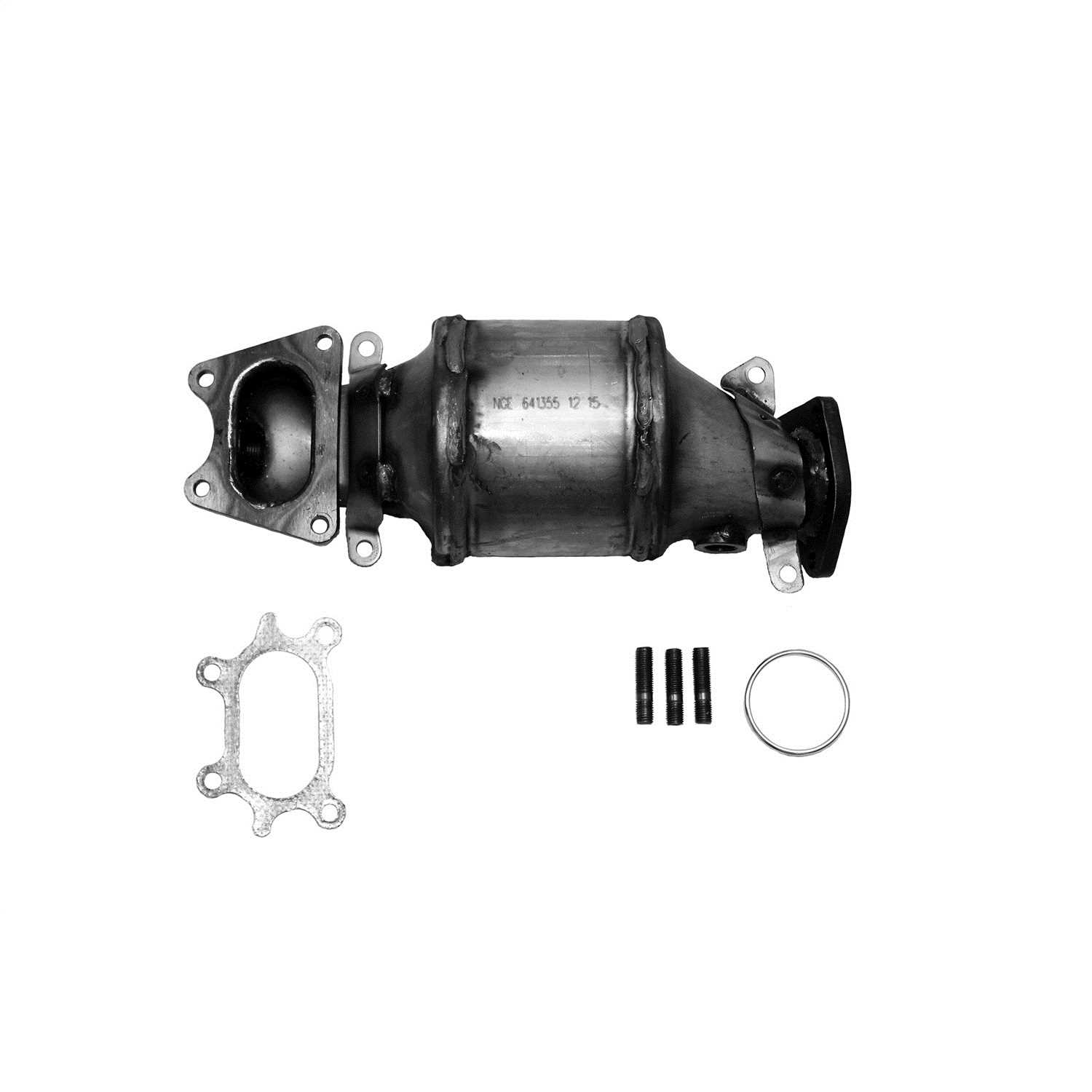 2061250 Flowmaster 49 State Catalytic Converters Direct Fit Catalytic Converter