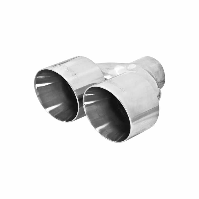 Stainless Steel Exhaust Tip 15391