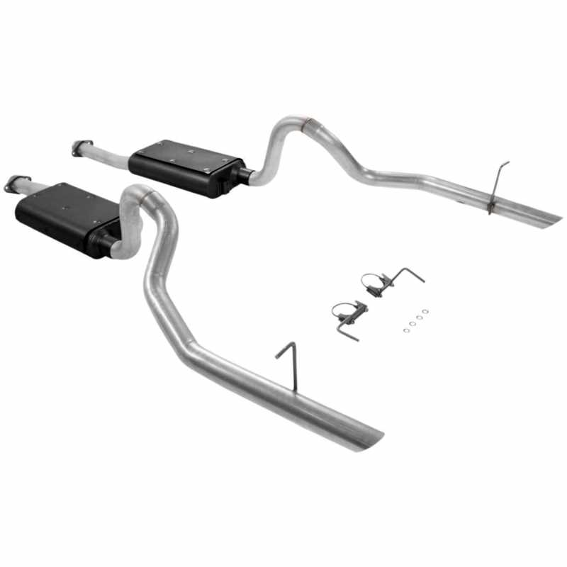 Force II Cat Back System 17114