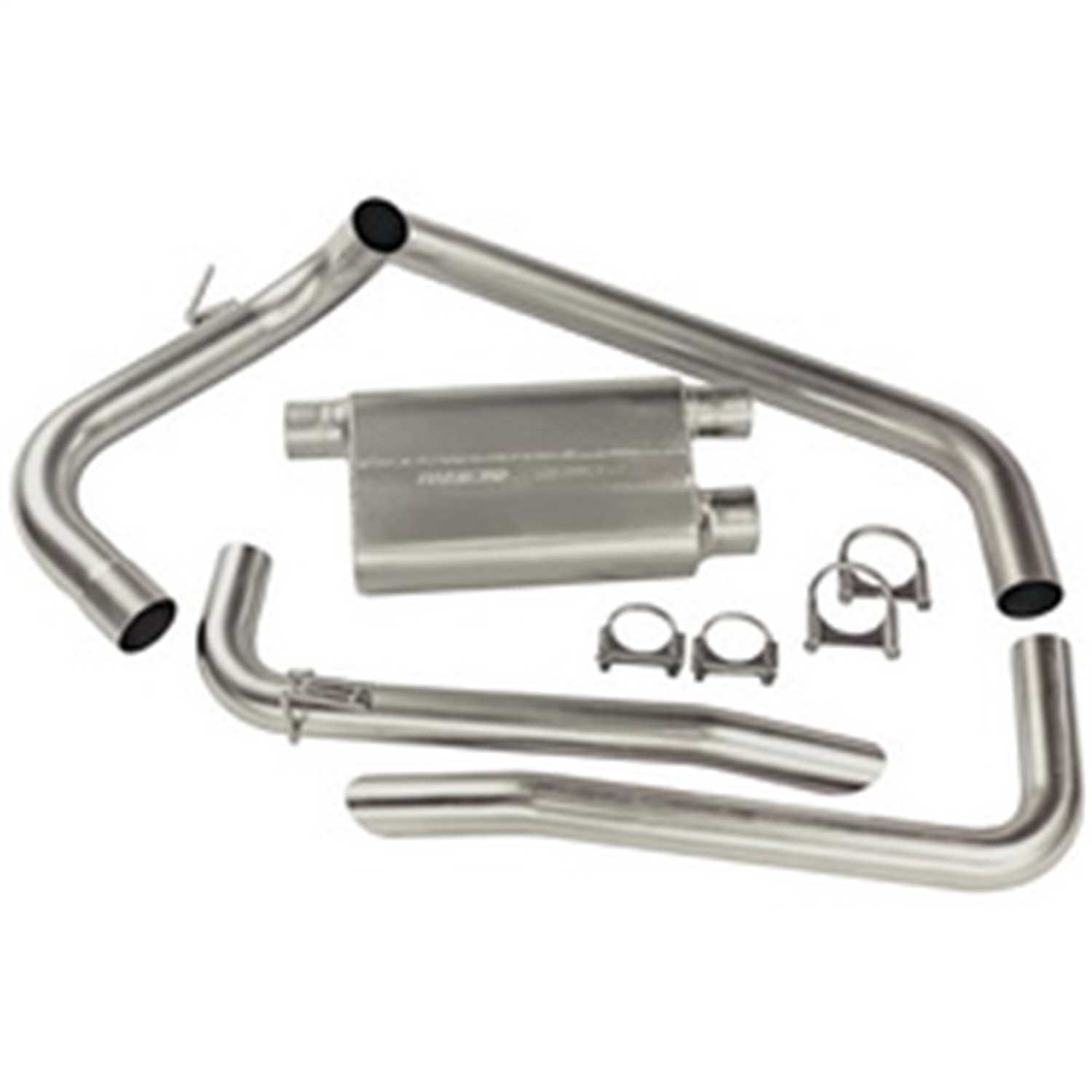 17133 Flowmaster American Thunder Cat Back Exhaust System