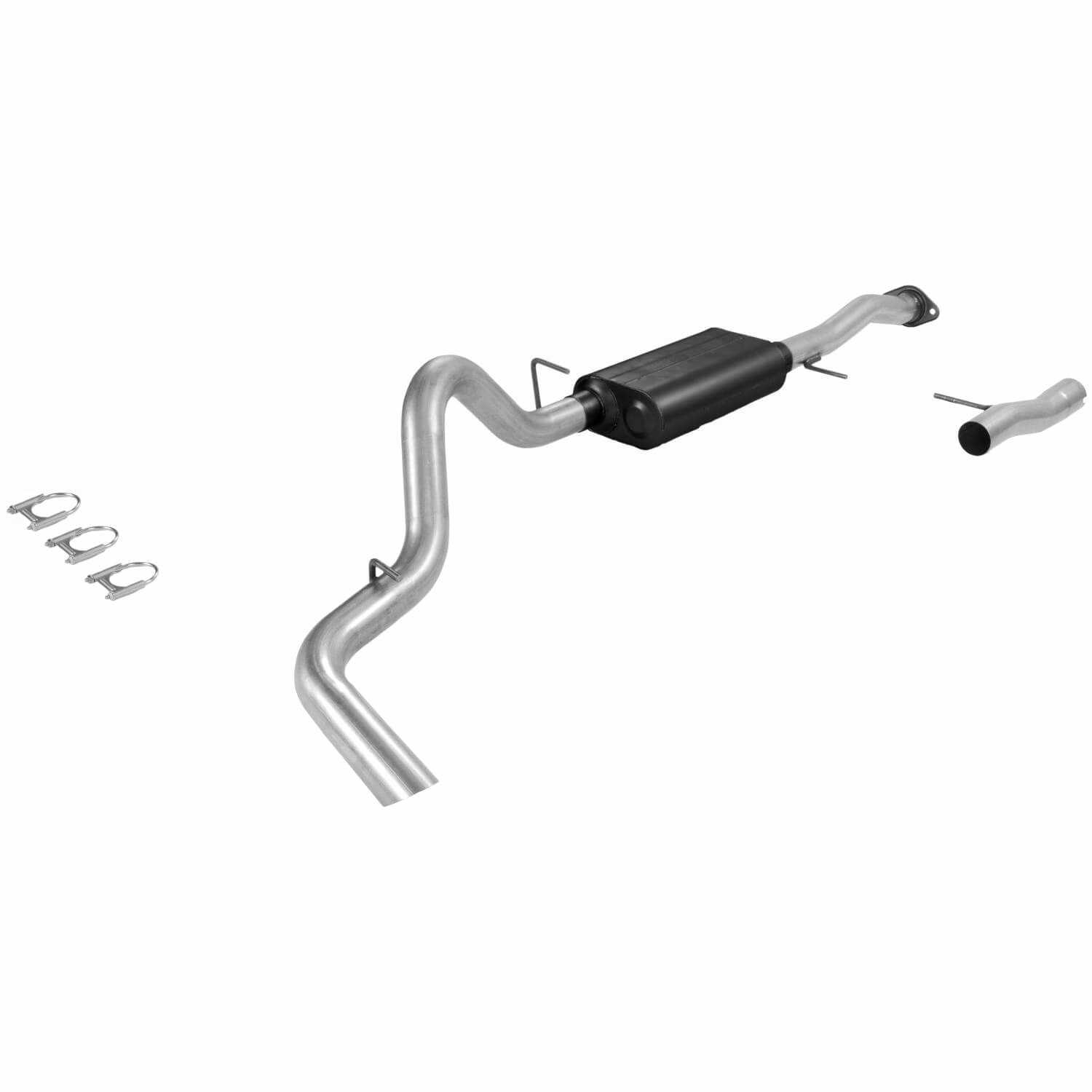 Flowmaster American Thunder Cat Back Exhaust System 17162