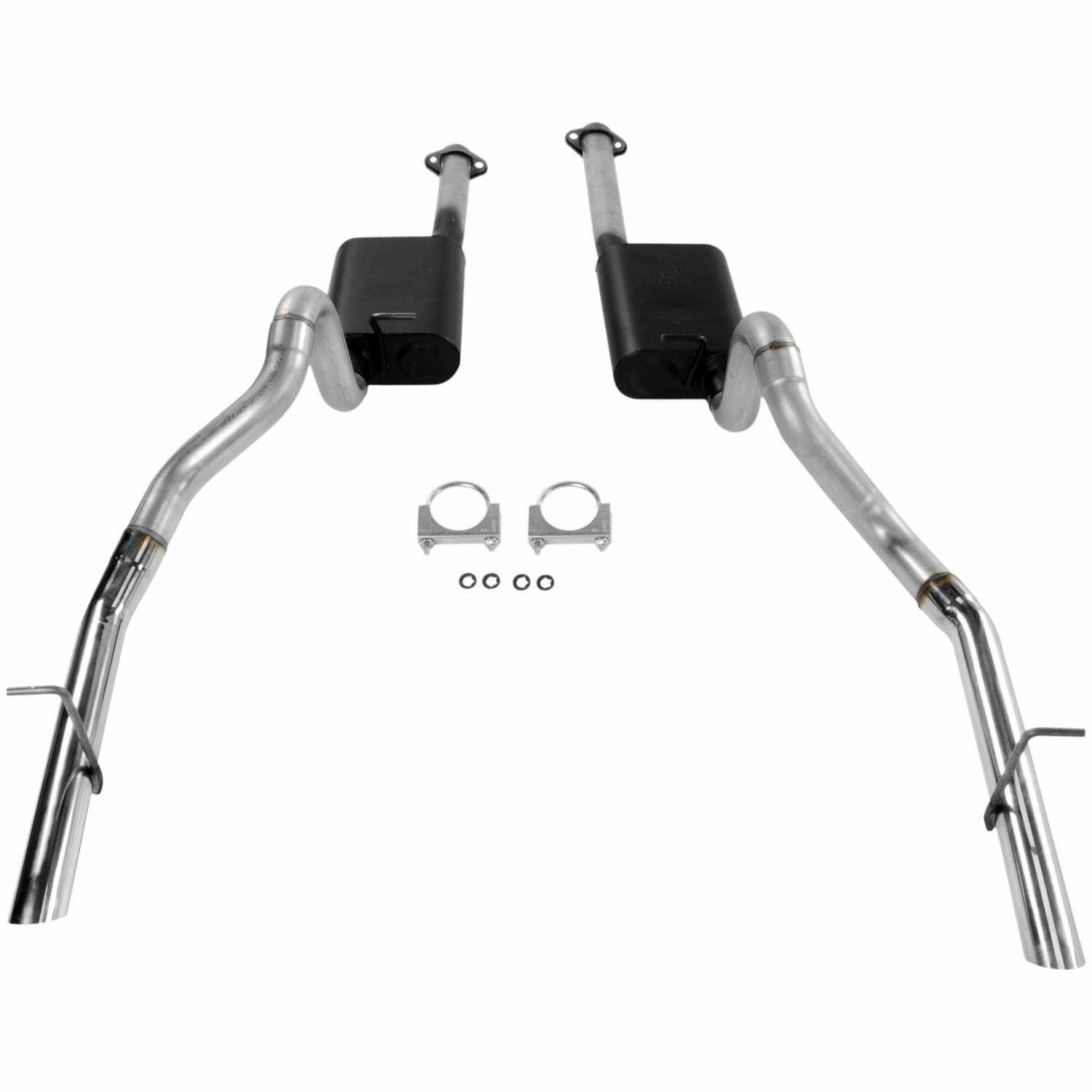 17212 Flowmaster American Thunder Cat Back Exhaust System