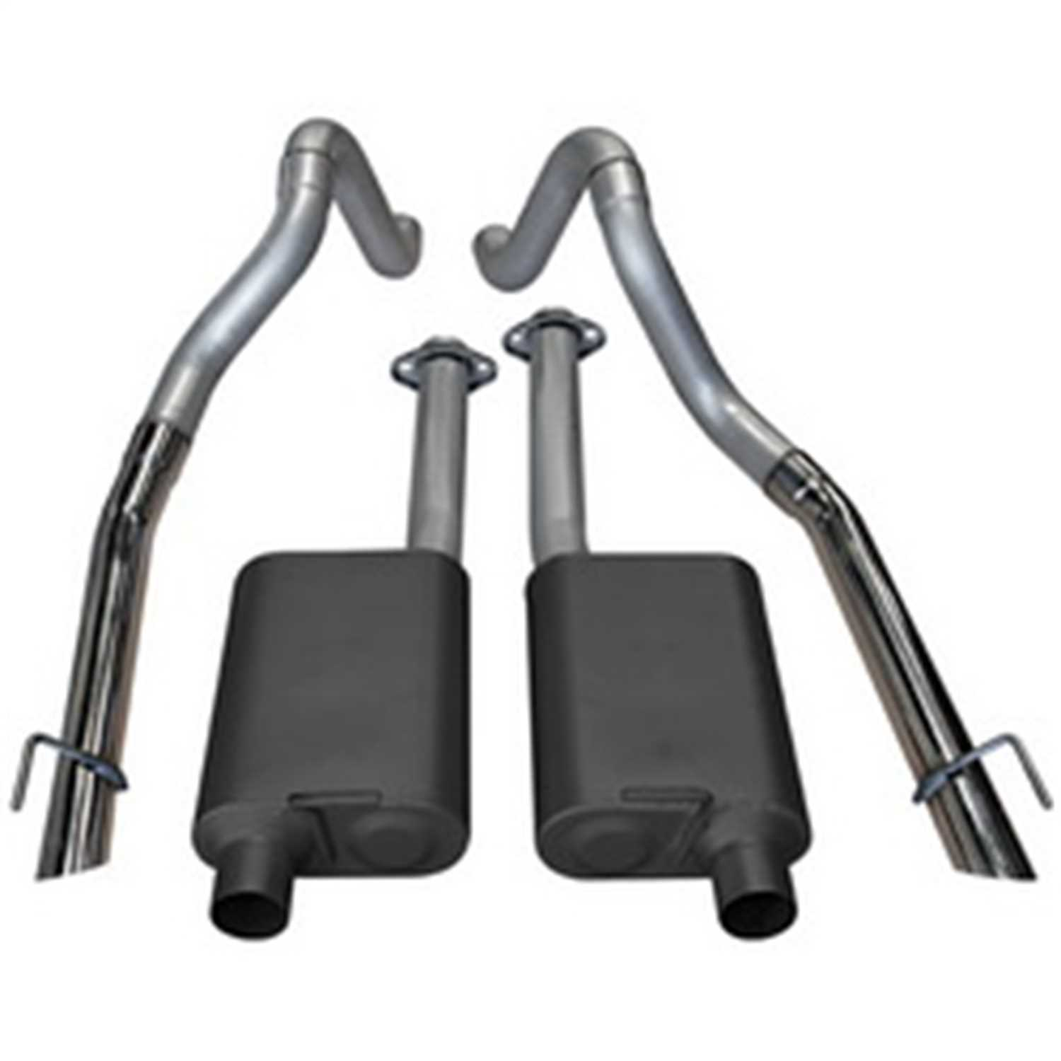 17215 Flowmaster American Thunder Cat Back Exhaust System