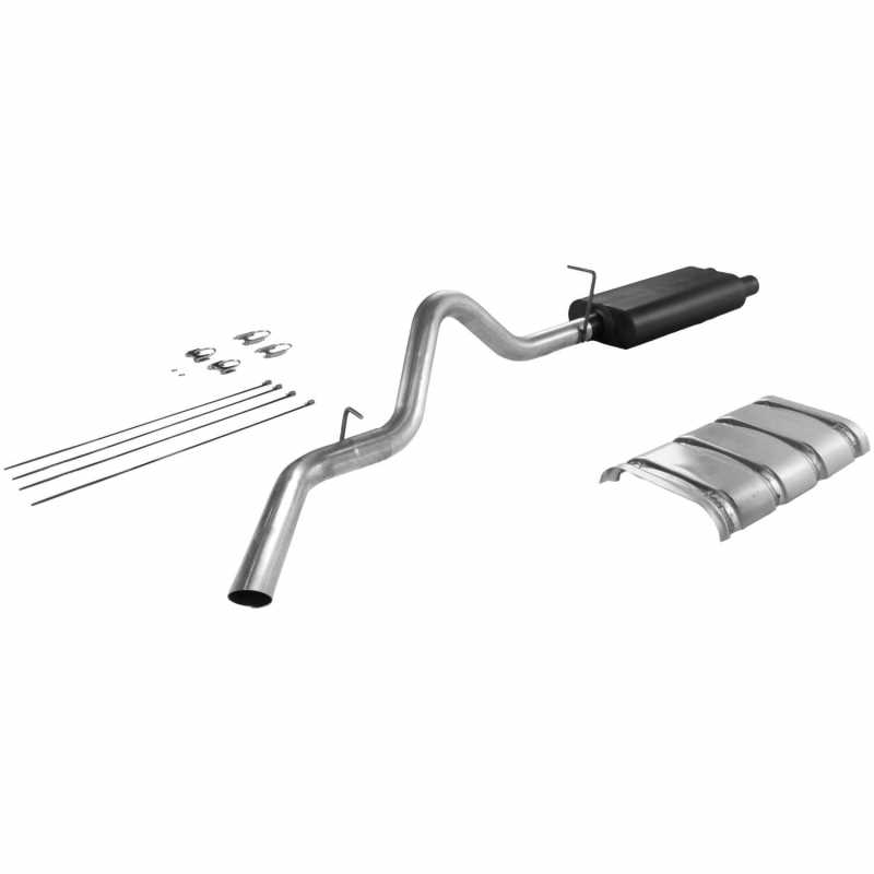 American Thunder Cat Back Exhaust System 17224