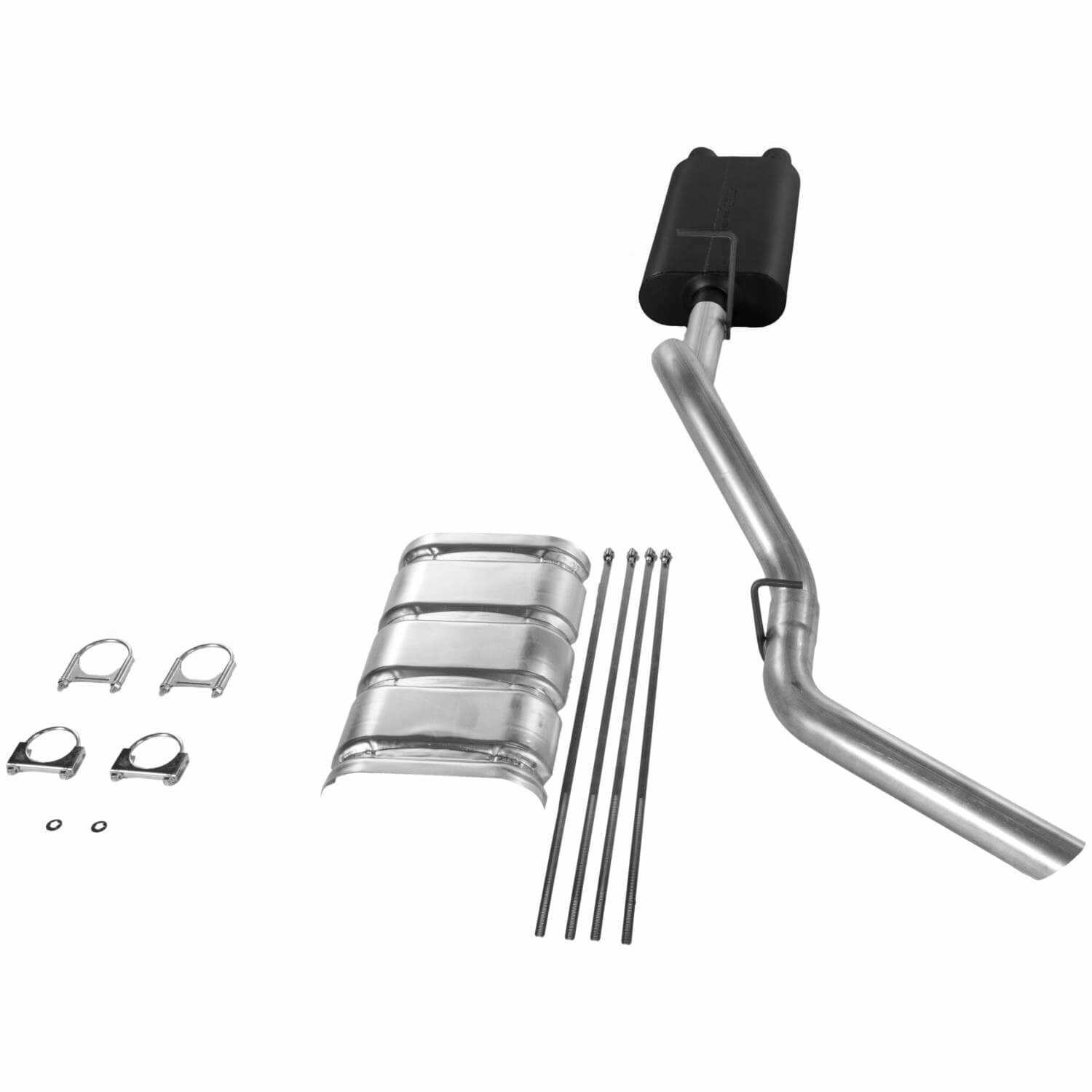 17224 Flowmaster American Thunder Cat Back Exhaust System