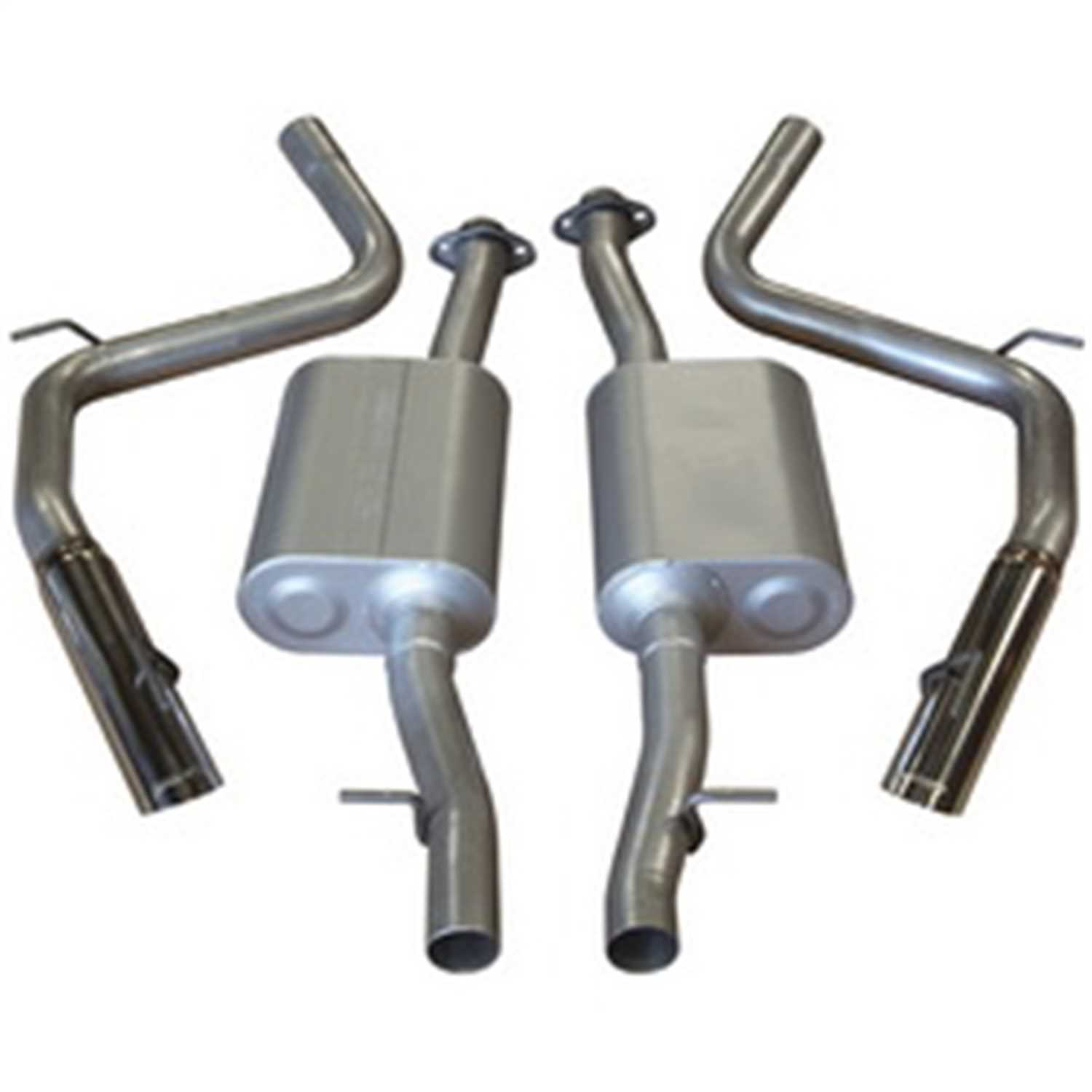Flowmaster American Thunder Cat Back Exhaust System 17248