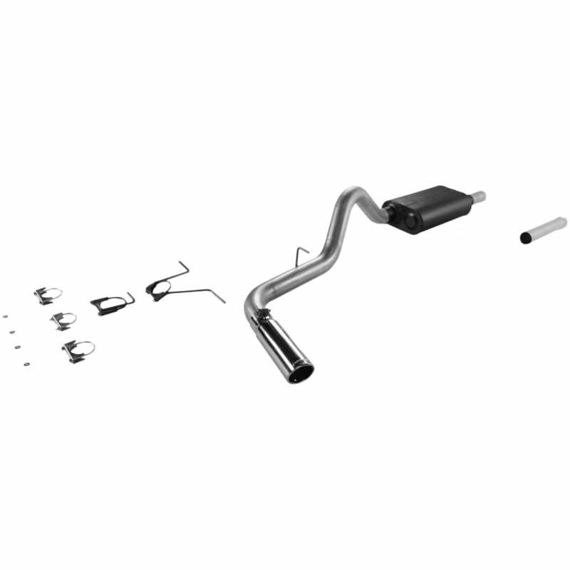 Force II Cat Back System 17278