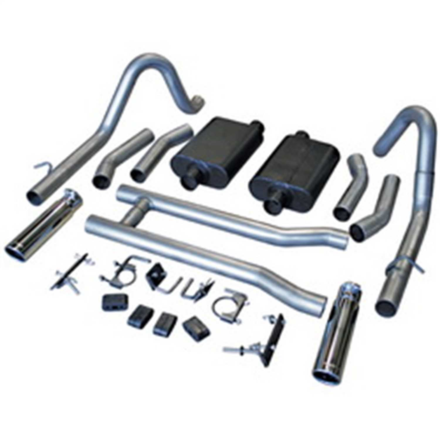 Flowmaster American Thunder Downpipe Back Exhaust System 17281