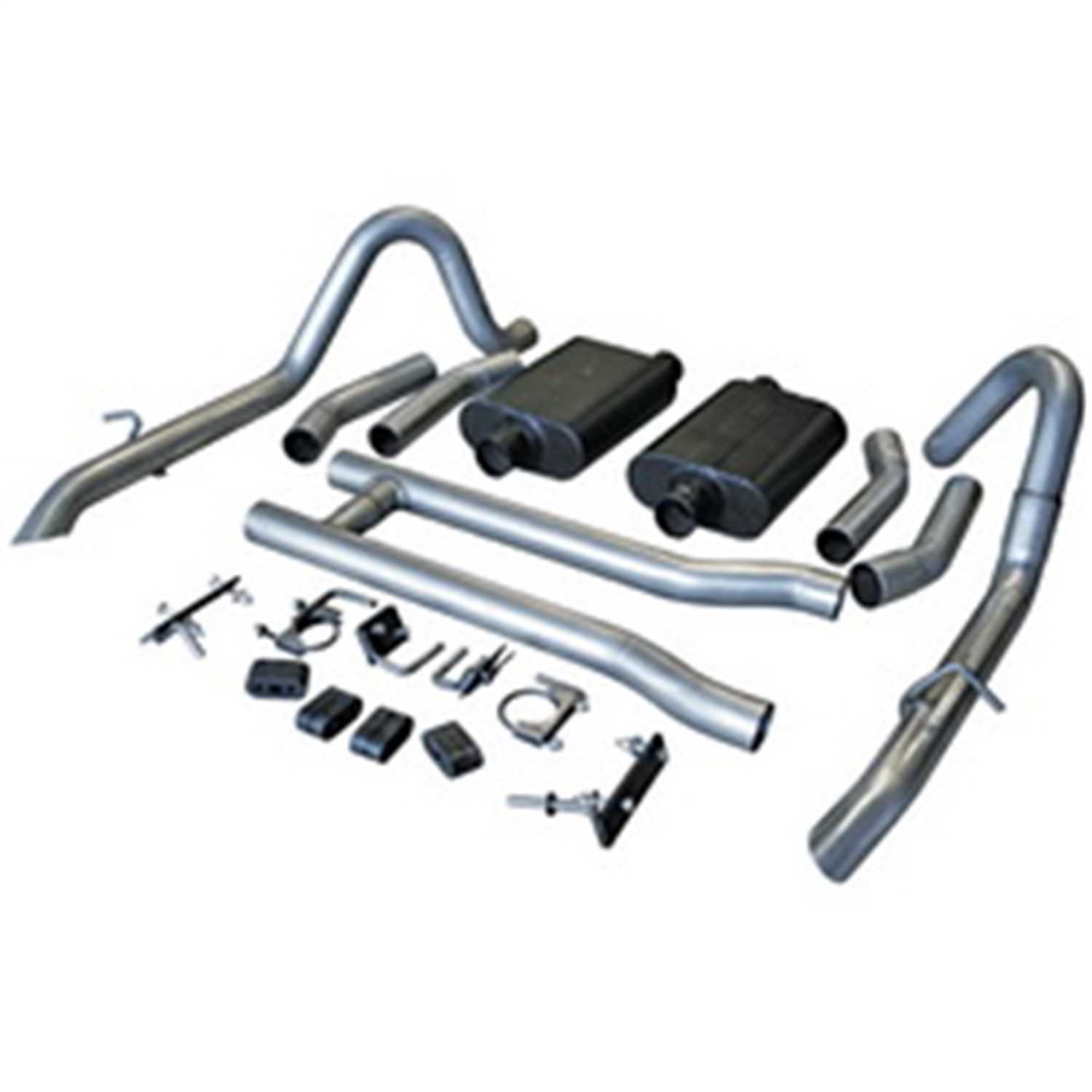 17282 Flowmaster American Thunder Downpipe Back Exhaust System