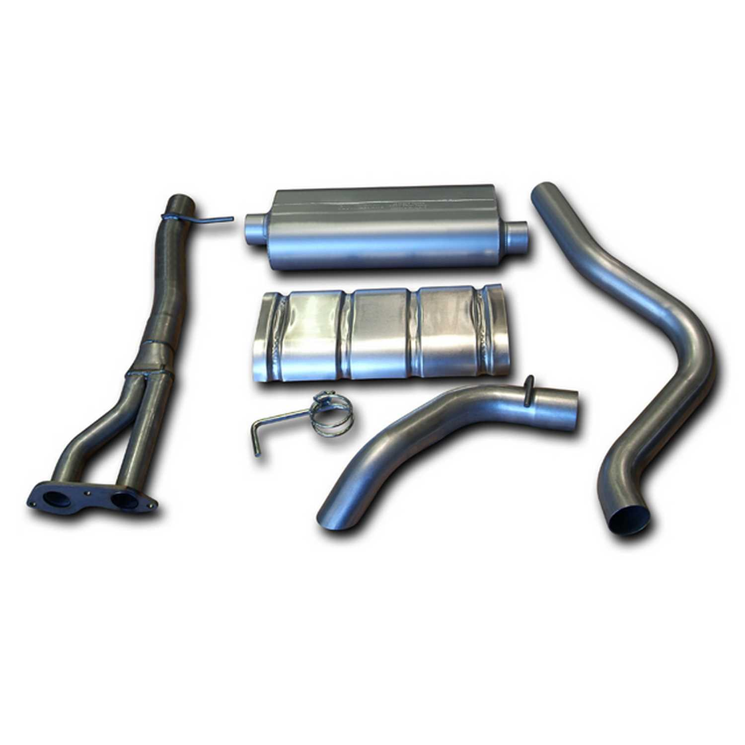 17287 Flowmaster American Thunder Cat Back Exhaust System