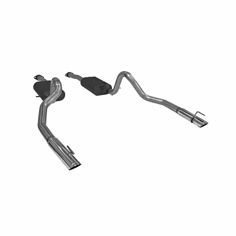 American Thunder Cat Back Exhaust System 17312