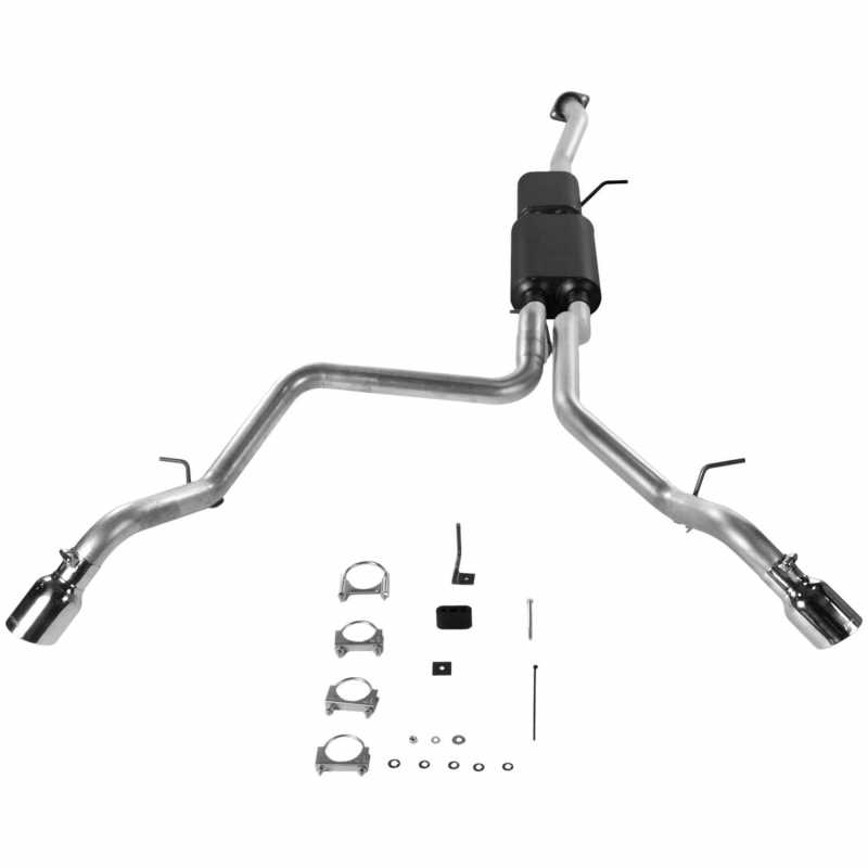 American Thunder Cat Back Exhaust System 17342