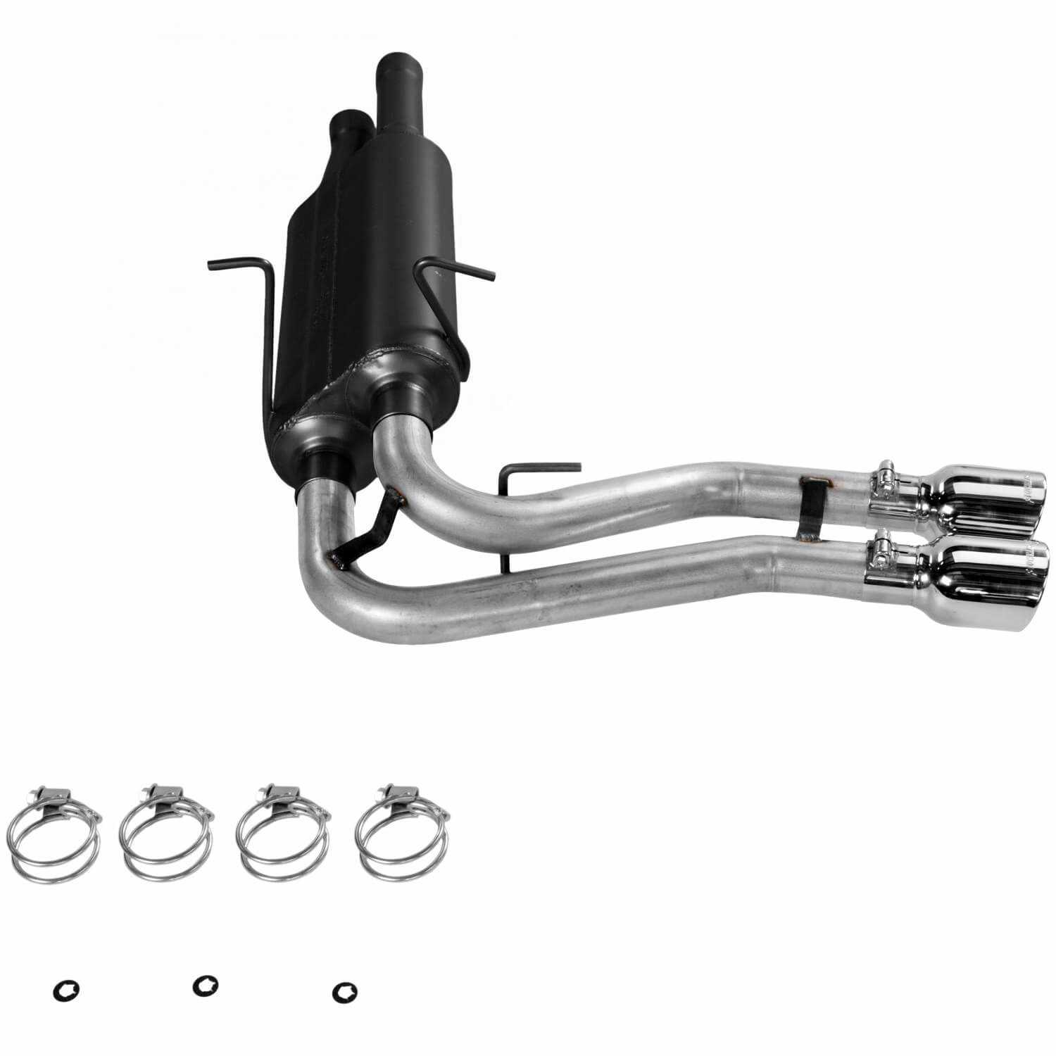 17367 Flowmaster American Thunder Muscle Truck Exhaust System
