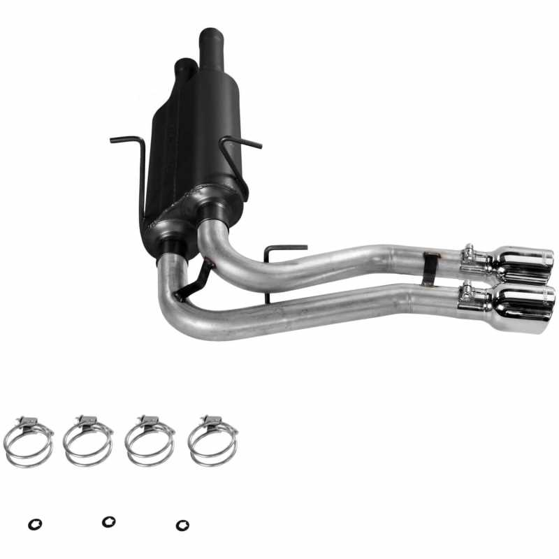American Thunder Muscle Truck Exhaust System 17367