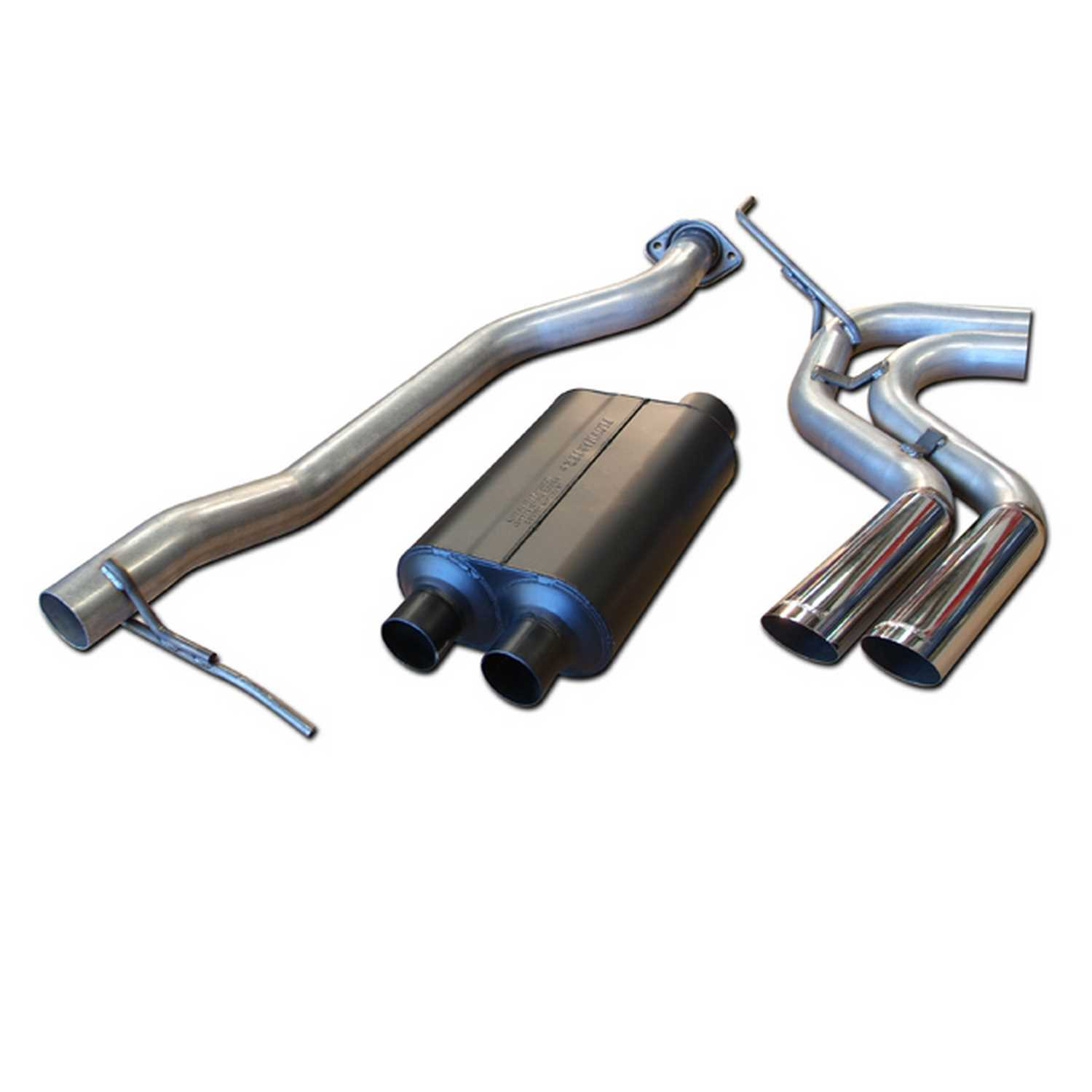 Flowmaster American Thunder Muscle Truck Exhaust System 17395