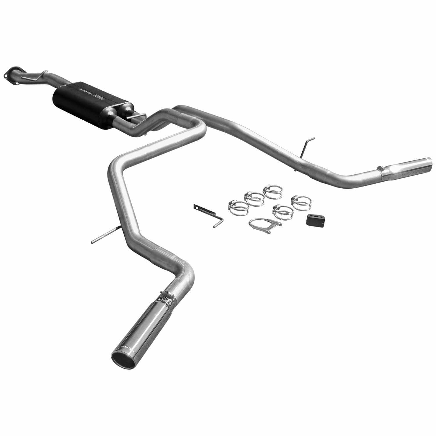 Flowmaster American Thunder Cat Back Exhaust System 17419