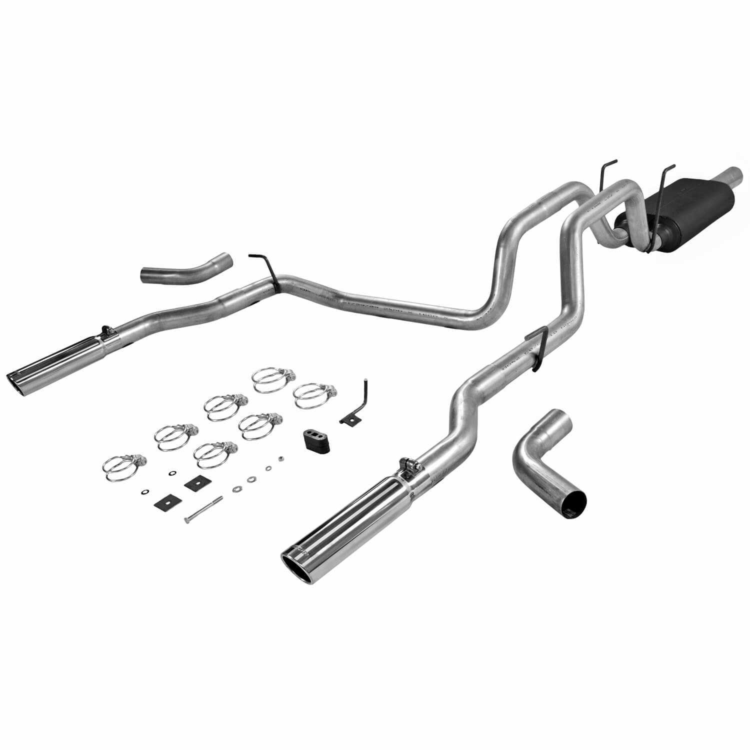 17424 Flowmaster American Thunder Cat Back Exhaust System