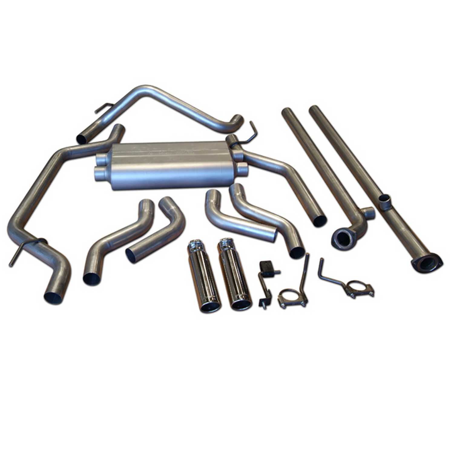 17443 Flowmaster American Thunder Cat Back Exhaust System