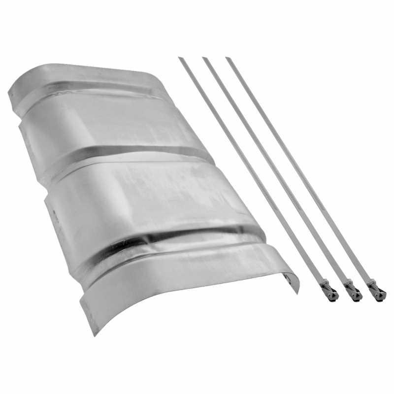 Muffler Heat Shield 51017