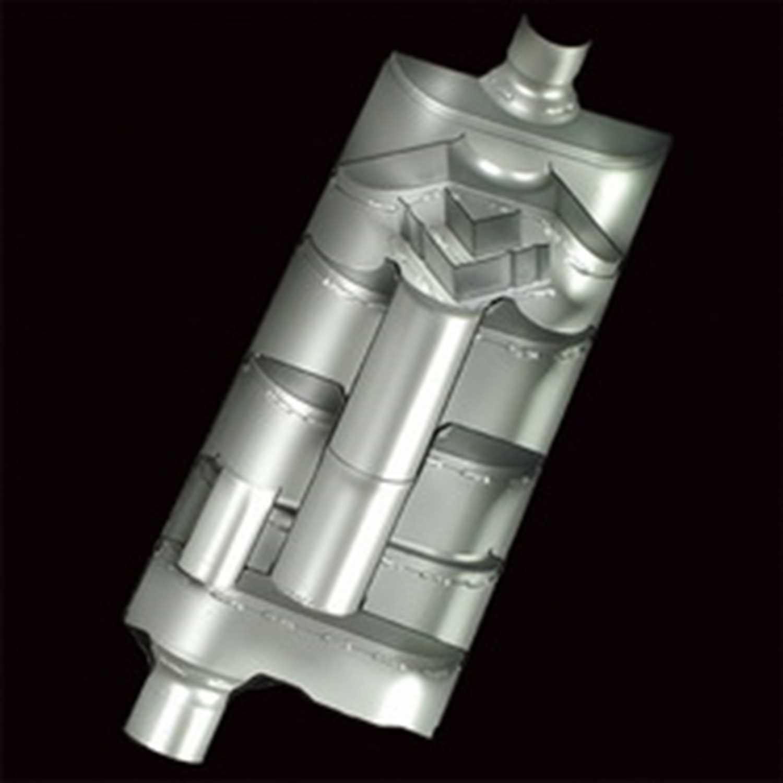52571 Flowmaster 70 Series™ Big Block II Muffler