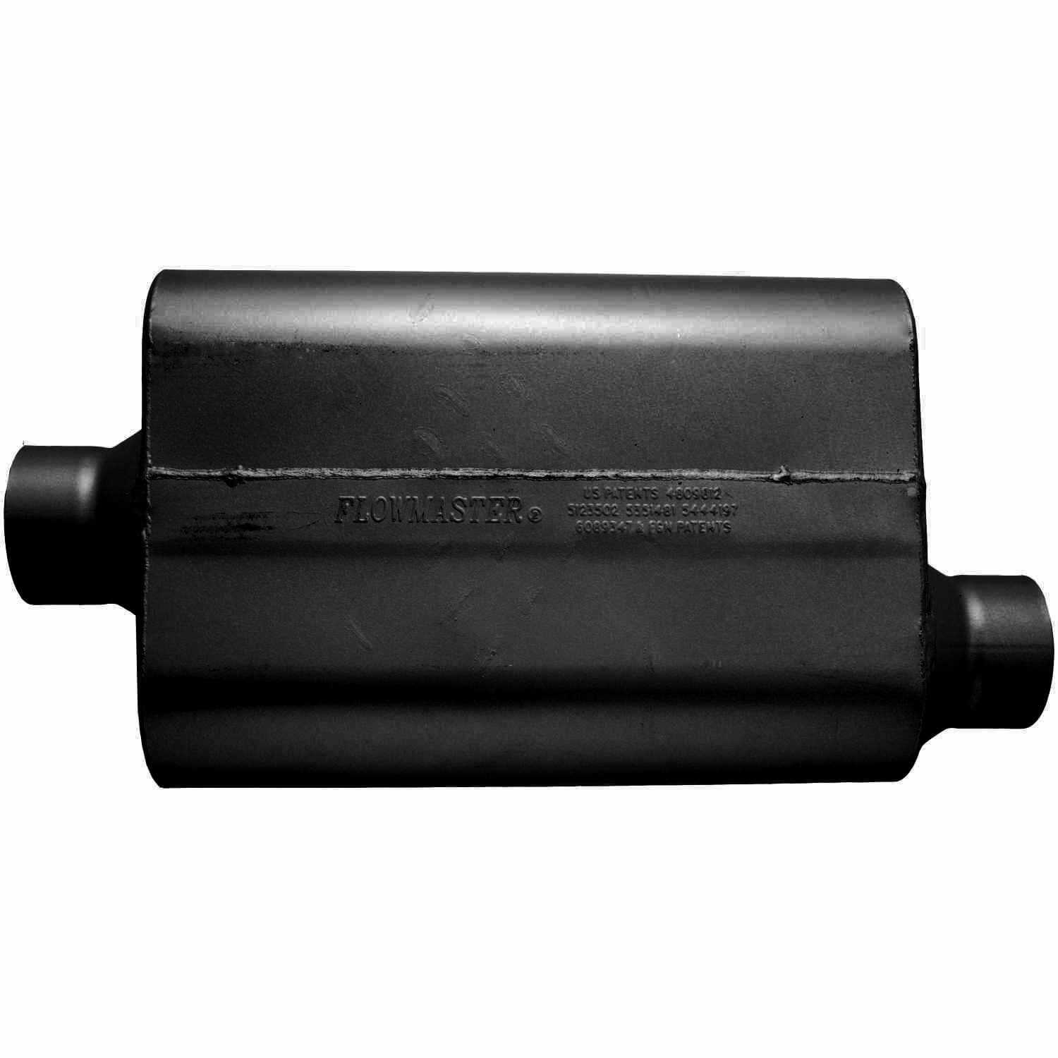 53531-12 Flowmaster 30 Series™ Delta Force Race Muffler