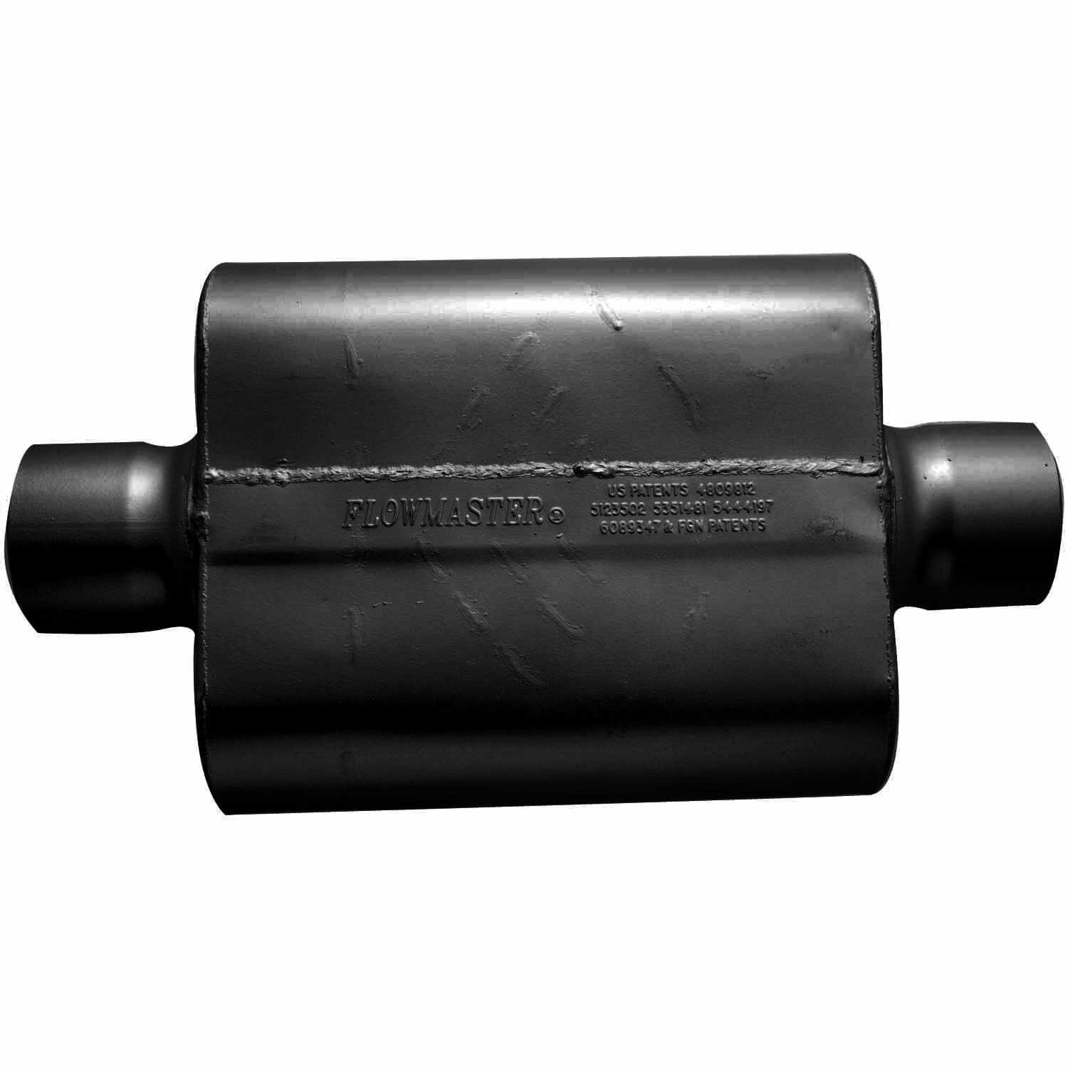 54030-12 Flowmaster 30 Series™ Delta Force Race Muffler
