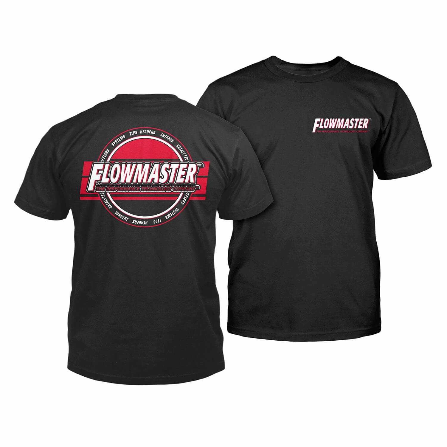 610354 Flowmaster Technology Performance T-Shirt