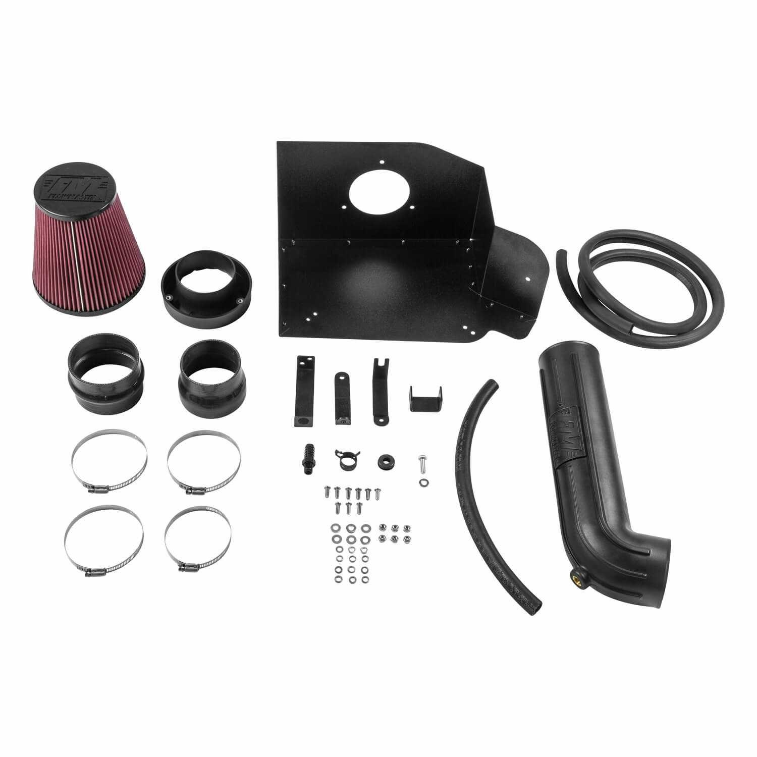 615110 Flowmaster Delta Force Cold Air Intake Kit